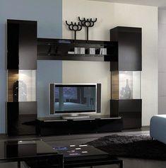 50 Inspirational TV Wall Ideas 25