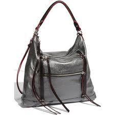 MZ Wallace purse designer. Micha Linen line.