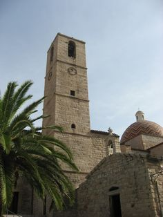 San Paolo Church - Olbia, Sardinia
