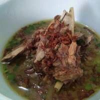 Resep Kaledo Kaki Lembu Donggala Makanan Khas Palu Oleh Maryam Masruniwati Resep Makanan Resep Masakan