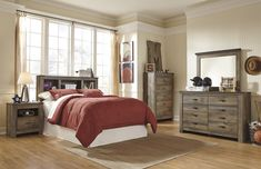 Trinell Full Bedroom Group by Signature Design by Ashley