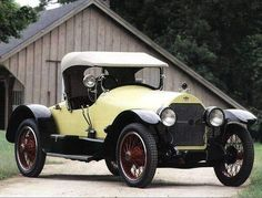 1920 Stutz Series H Bearcat