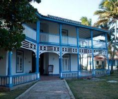 Cuba, Mansions, House Styles, Outdoor Decor, Home Decor, Decoration Home, Room Decor, Villas, Interior Design