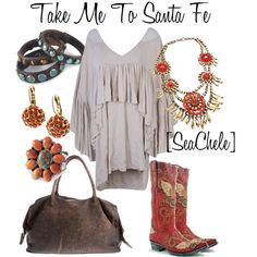 Take Me To Santa Fe
