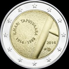 2€ Finlandia 2014 -Ilmari-