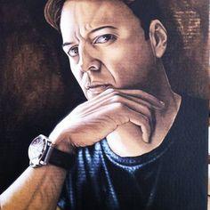 Artist Omar Abud