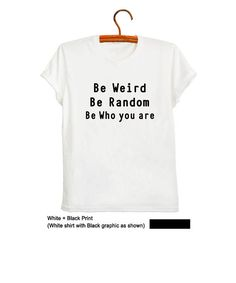 1d20c1e5d Weird Shirts with sayings Geek TShirts Nerdy Tees Womens TShirts Mens Graphic  Tee College Shirts for Teens Gifts for Friends