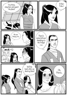 Pucca: WYIM Page 61 by LittleKidsin