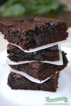 No Cook Desserts, Cake Shop, Brownies, Food And Drink, Favorite Recipes, Sweets, Cookies, Cook, Recipes