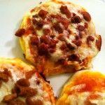 Miniature Pizza's