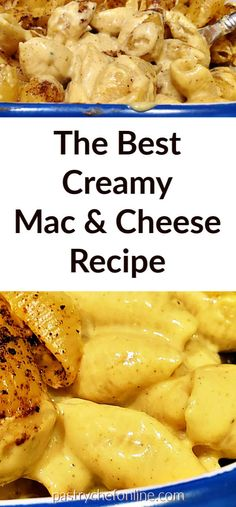 The Best Creamy (Stove Top) Mac and Cheese Good Macaroni And Cheese Recipe, Making Mac And Cheese, Creamy Mac And Cheese, Mac Cheese Recipes, Best Pasta Recipes, Lunch Recipes, Cheesy Recipes, Creamy Pasta, Budget Recipes