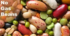 Three easy ways to significantly reduce the gas from beans -- dried or canned!
