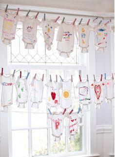 Babyshower Activity