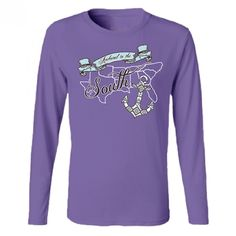 #Wholesale Women's Katydid #Anchored to the South Fashion T-Shirts KDC-LR-901 only $45.00 for a set of 3 from shopforbags.com