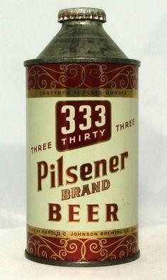 Three Thirty Three - Steel Canvas  #craftbeer #beer