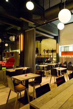 Burger Restaurant @ Het Eilandje, Antwerpen - Discover Antwerp with Citypath, the ultimate digital city platform for tourists & locals! Go to: antwerp.citypath.eu