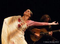 Centre Solea à Marseille: danse flamenco, soirées tablao, stages ... - SOIRÉES TABLAO  PATRICIA GUERRERO