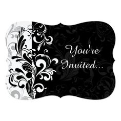 Customizable Invitation made by Zazzle Invitations. Birthday Party Celebration, 40th Birthday Parties, Zazzle Invitations, Party Invitations, Anniversary Dinner, Create Your Own Invitations, Great Pictures, Swirls, Fountain