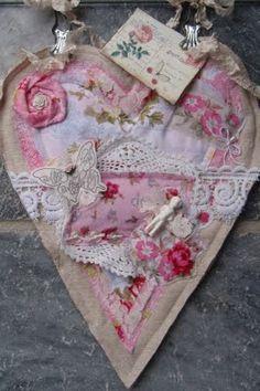 Handmade heart; stunning