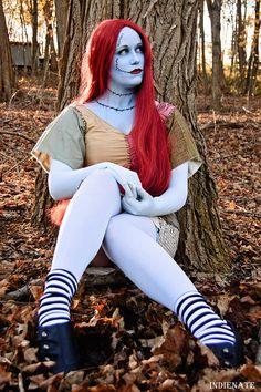 Sally #NightmareBeforeChristmas // by Nate Buchman, via Flickr