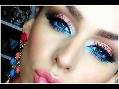 All products used in this tutorial are listed on my blog with direct links!!!! http://www.thebeautybybel.com/2013/04/affordable-dramatic-spring-makeup-look.html   Yes I know my earrings are different :) Thats how they come! x  bh cosmetic palettes only $11!!!!   My Website! : http://www.carlibybel.com     Come check out my beauty page for quotes...