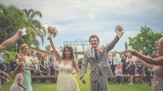 Um casamento que transbordou amor: Gabrielly + Raphael - Berries and Love