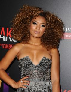 Pretty People, Beautiful People, Amazing People, Jaz Sinclair, Music Is Life, Soul Music, Halle Berry, Curled Hairstyles, Celebrity Crush