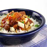 Greek slow cooker stew