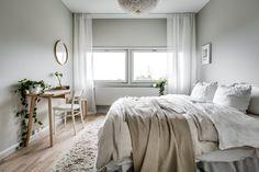 Fresh & airy bedroom