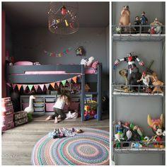 kids room ideas | Flickr: Intercambio de fotos