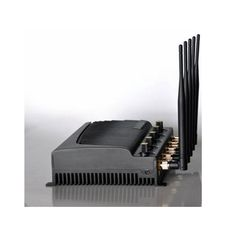 3G 4G Cell phone Jammer with 12W Adjustable