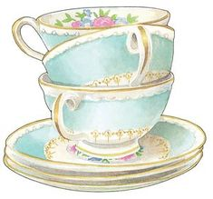 from Kimberly Shaw, You are able to enjoy break fast or various time intervals using tea cups. Tea cups likewise have ornamental features. When you consider the tea glass designs, you will dsicover that clearly. Tea Cup Drawing, Cute Tea Cups, Tea Cup Art, Tea Brands, Cute Cartoon Wallpapers, Best Tea, Vintage Tea, Vintage Designs, Tea Time