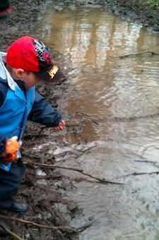 "10 Puddle Play Investigations from ""I'm a teacher, get me OUTSIDE here!"""