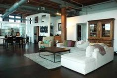 Image result for office space industrial loft