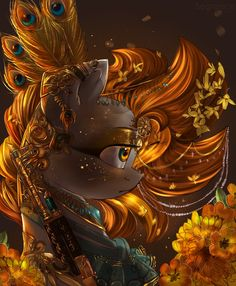 Goldie by Segraece.deviantart.com on @DeviantArt