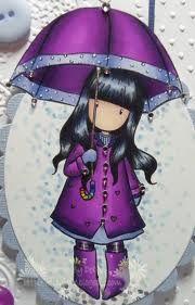 Gorguss~ purple rain