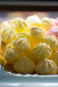 Sicilian meringues
