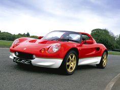 1996 Lotus Elise Type 49