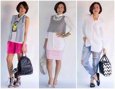 Mrs Rogéro: 10 Pieces 30 Outfits: Summer of Fun 30 Outfits, Summer Outfits, End Of Summer, Hana, 30th, Dresses For Work, Inspiration, Fashion, Biblical Inspiration