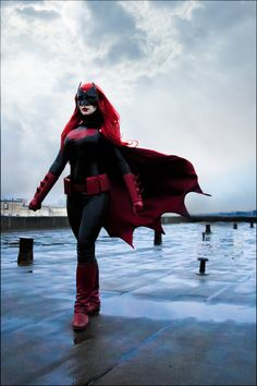 Batwoman cosplay - Come as you are by love-squad.deviantart.com on @deviantART