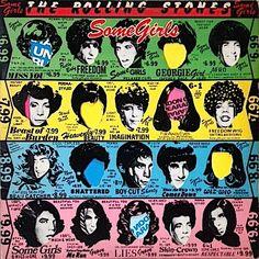 Vintage Vinyl - The Rolling Stones - Some Girls - 1978