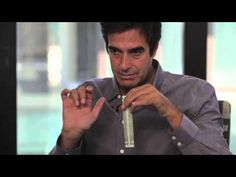 ▶ David Copperfield Teaches a Magic Trick On-Camera - YouTube