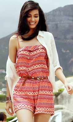 Romper <3 Diana Penty, indian model