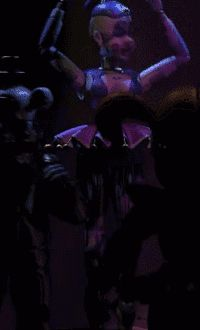 Ennard is the final antagonist of Sister Location. Circus Baby becomes Ennard by using the endoskeletons of the other animatronics, as well as her own, taking the mask from the Primary Control Module (evident from its disappearance in night 5), in order to collectively escape from the facility.