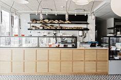Mirabelle bakery in Copenhagen, Denmark.