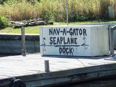 Nav-a-gator Sea Plane Dock