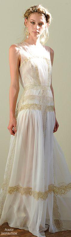 Alberta Ferretti SS2016 (limited edition evening collection) Women's Fashion RTW | Purely Inspiration