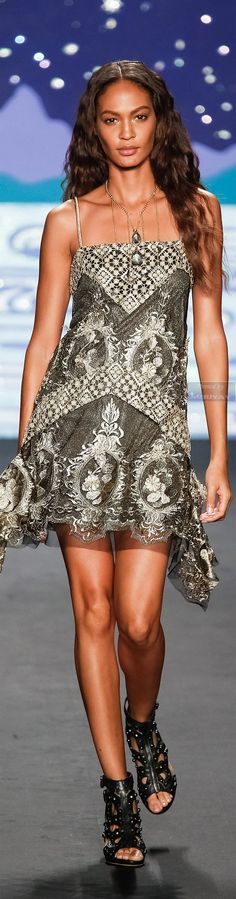 Anna Sui. Spring-summer 2014 §