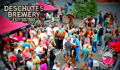 Deschutes Brewery Touring The US With A Traveling Outdoor Pub #CraftBeer #Beer #JoinTheInvasion