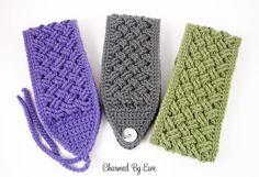 Charmed By Ewe   Celtic Dream Head Wrap Crochet Pattern